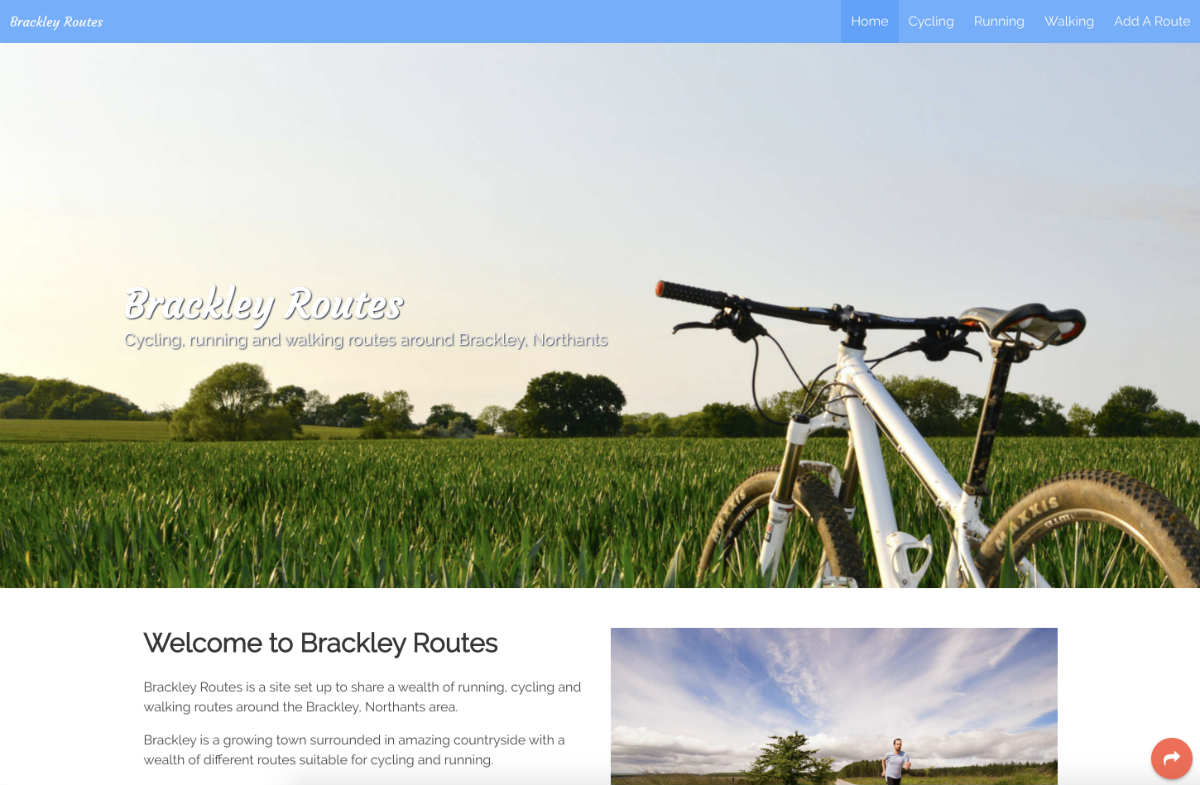 Brackley Routes