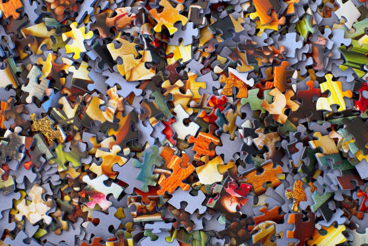 Development is like a jigsaw puzzle